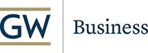 graphic - GW School of Business logo